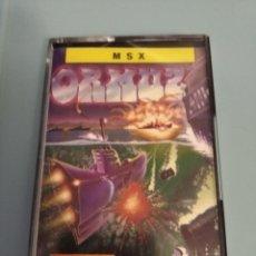 Videojuegos y Consolas: ORMUZ MSX. Lote 209061435