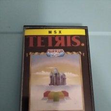 Videojuegos y Consolas: TETRIS MSX. Lote 209065148