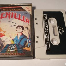 Videojuegos y Consolas: MSX/ CHILLER / (REF.C). Lote 210356861