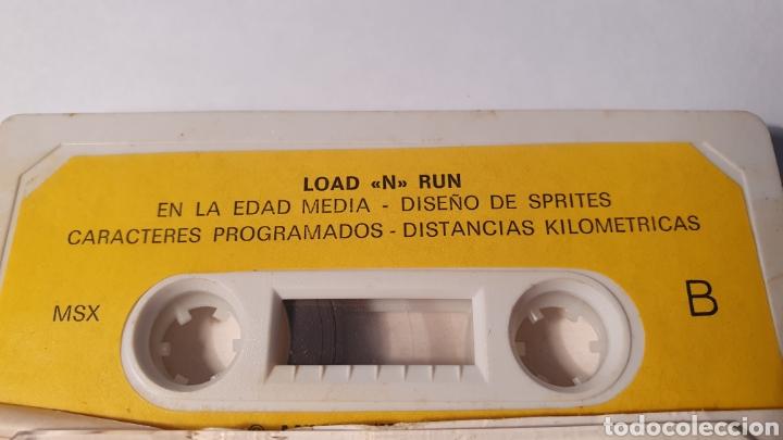 Videojuegos y Consolas: MSX/ LOAD N RUN/ (REF.C) - Foto 2 - 210357106