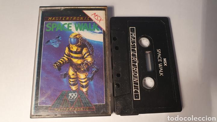 MSX/ SPACE WALK/ (REF.C) (Juguetes - Videojuegos y Consolas - Msx)