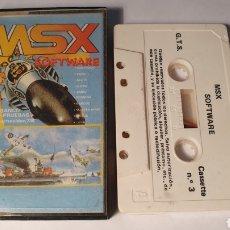 Jeux Vidéo et Consoles: MSX SOFTWARE/ 10 PROGRAMAS/ (REF.C). Lote 210357321