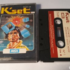 Jeux Vidéo et Consoles: MSX/ KSET/ (REF.C). Lote 210357872