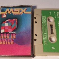 Jeux Vidéo et Consoles: MSX/ CUBO RUBICK/ (REF.C). Lote 210358082