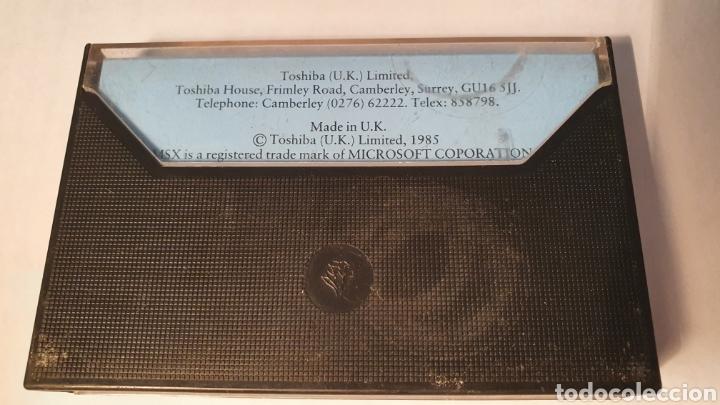 Videojuegos y Consolas: MSX/ TEACH YOURSELF BASIC/ TOSHIBA/ (REF.C) - Foto 2 - 210358152