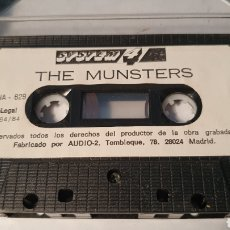 Videojuegos y Consolas: MSX/ THE MUNSTERS/ SYSTEM 4/ (REF.C). Lote 210358585