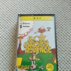 Videojuegos y Consolas: GROG'S REVENGE MSX. Lote 210936199