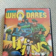 Videojuegos y Consolas: WHO DARES WINS II MSX. Lote 210936459
