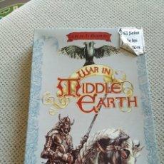 Videojuegos y Consolas: WAR IN MIDDLE EARTH MSX. Lote 210937406