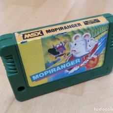 Videojuegos y Consolas: JUEGO CARTUCHO MSX KONAMI´S MOPIRANGER RARA VERSIÓN MEGACOM TAIWAN MSX2 BUEN ESTADO KONAMI. Lote 212054393