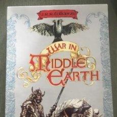 Videojuegos y Consolas: ANTIGUO JUEGO MSX WAR IN MIDDLE EARTH JRR TOLKIENS. Lote 212467870