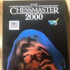 Videojuegos y Consolas: ANTIGUO JUEGO MSX MSX-2 THE CHESSMASTER 2000 AJEDREZ DRO SOFT. Lote 212471635