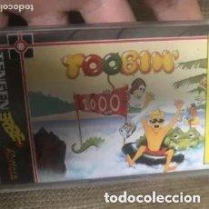 Videojuegos y Consolas: ANTIGUO JUEGO MSX TOOBIN TENGEN ERBE. Lote 212474483