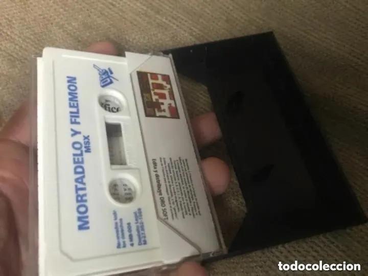 Videojuegos y Consolas: ANTIGUO JUEGO MSX MORTADELO Y FILEMÓN - Foto 2 - 212475387