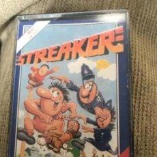 Videojuegos y Consolas: ANTIGUO JUEGO MSX STREAKER. Lote 212477111