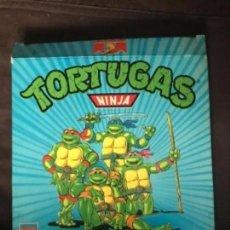 Videojuegos y Consolas: ANTIGUO JUEGO MSX TORTUGAS NINJA KONAMI. Lote 212478430