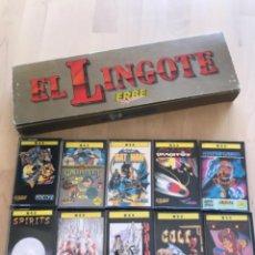 Videojuegos y Consolas: PACK EL LINGOTE MSX ERBE TOPO OCEAN U.S.GOLD. Lote 214547873