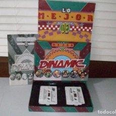 Videojuegos y Consolas: JUEGO MSX-LO MEJOR DE DINAMIC. Lote 215423817