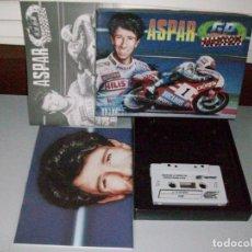 Videojuegos y Consolas: VIDEO JUEGO-ASPAR GP MASTER-MSX. Lote 215437765