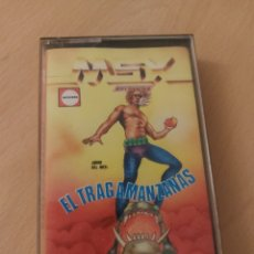Videojuegos y Consolas: JUEGO MSX CASETE EL TRAGAMANZANAS. Lote 215484562