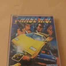 Videojuegos y Consolas: JUEGO VINTAGE PARA ORDENADOR MSX - CHASE HQ (1989)(ERBE). Lote 215485656