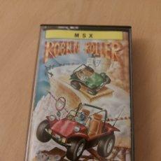 Videojuegos y Consolas: ROCK´N ROLLER [TOPO SOFTWARE] [1988] ERBE MSX. Lote 215486556