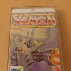 Videojuegos y Consolas: JUEGO PARA ORDENADOR MSX XENON. Lote 215587200