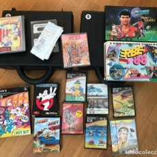 Videojuegos y Consolas: LOTE DE JUEGOS ORIGINALES MSX. Lote 216099170
