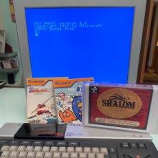 Videojuegos y Consolas: LOTE MSX. Lote 217382131