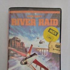 Videojuegos y Consolas: JUEGO PARA CONSOLA MSX CAROL SHAWS RIVER RAID. Lote 217905651