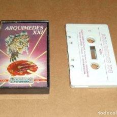 Jeux Vidéo et Consoles: ARQUIMEDES XXI PARA MSX. Lote 218160878