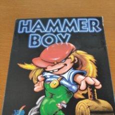 Jeux Vidéo et Consoles: HAMMER BOY MSX. Lote 219696215