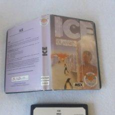 Jeux Vidéo et Consoles: MSX ICE. Lote 219913216