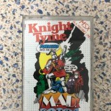 Videojuegos y Consolas: JUEGO MSX KNIGHT TYME MASTERTRONIC GAMES. Lote 220400917