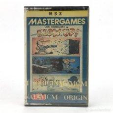 Videojuegos y Consolas: BLOW UP PRECINTADO JOE KOWALSKI MCM EUROSOFT ESPAÑA RETRO INFORMATICA SONY HIT BIT MSX MSX2 CASSETTE. Lote 220903633