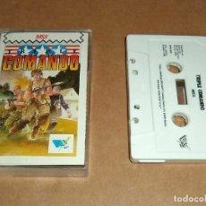 Videojuegos y Consolas: TRIPLE COMANDO PARA MSX. Lote 221722933
