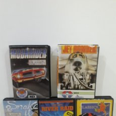 Videojuegos y Consolas: LOTE VIDEOJUEGOS MSX. Lote 221976746