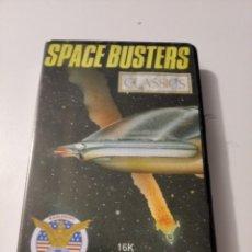 Videojuegos y Consolas: SPACE BUSTERS MSX. Lote 222260380