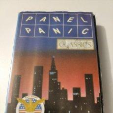 Videojuegos y Consolas: PANEL PANIC MSX. Lote 222260491