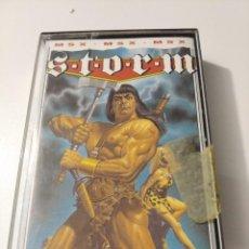 Videojuegos y Consolas: STORM MSX. Lote 222261305