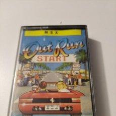 Videojuegos y Consolas: OUT RUN MSX. Lote 222261427
