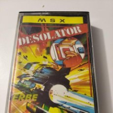 Videojuegos y Consolas: DESOLATOR MSX. Lote 222261647