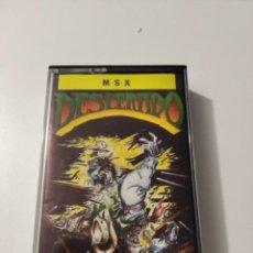 Videojuegos y Consolas: DESPERADO MSX. Lote 222261845