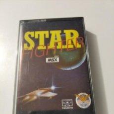 Videojuegos y Consolas: STAR FIGHTER MSX. Lote 222262313