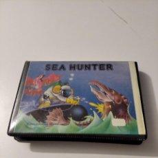 Videojuegos y Consolas: SEA HUNTER MSX. Lote 222264428