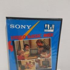 Videojuegos y Consolas: VIDEO BASIC MSX. CURSO DE INFORMATICA EN VIDEO PARA ORDENADOR MSX. SONY VHS. Lote 224083893