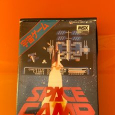 Videojuegos y Consolas: SPACE CAMP MSX CARTUCHO ROM EN CAJA ORIGINAL. Lote 224379336