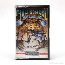 Jeux Vidéo et Consoles: ABU SIMBEL PROFANATION / DINAMIC SOFTWARE ESPAÑA / ALFONSO AZPIRI 1985 JUEGO CINTA MSX2 MSX CASSETTE. Lote 230642610
