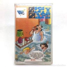 Videojuegos y Consolas: ZIPI Y ZAPE * PRECINTADO DRO SOFT ESPAÑA / MAGIC HAND 1989 AVENTURA CONVERSACIONAL MSX2 MSX CASSETTE. Lote 230802500