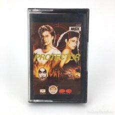 Videojuegos y Consolas: JACKIE CHAN IN THE PROTECTOR PONYCA AACKOSOFT ESPAÑA DONKEY KONG CLON. JUEGO CINTA MSX2 MSX CASSETTE. Lote 231244225